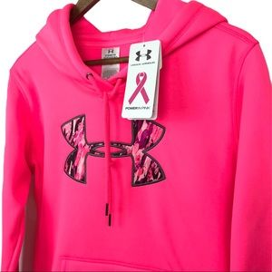 Under Armour Fit ColdGear Compression Hoodie Small